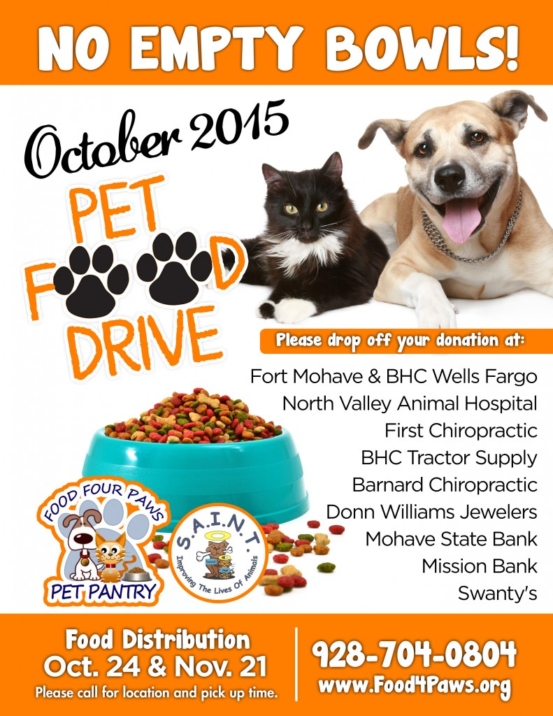 PET FOOD DRIVE-Recovered